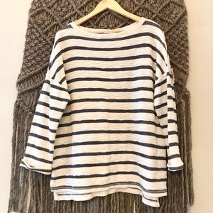 PURE ENERGY STRIPED TOP